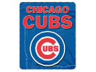 Chicago Cubs Forever Collectibles MLB 50x60 Fleece Throw Bed & Bath