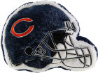 Chicago Bears NFL Furry Fabric Helmet Pillow Bed & Bath