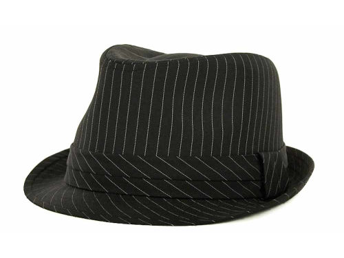 LIDS Private Label PL Pinstripe Fedora 2012 Hats