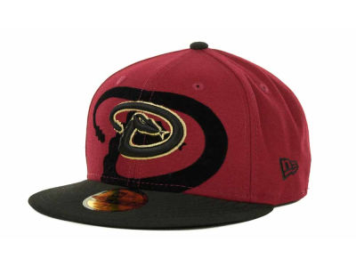 Arizona Diamondbacks Over Flock 59FIFTY Cap Hats