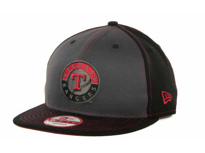 Texas Rangers MLB SnapInPop Snapback 9FIFTY Cap Hats