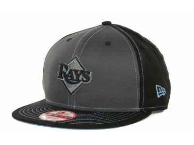 Tampa Bay Rays MLB SnapInPop Snapback 9FIFTY Cap Hats