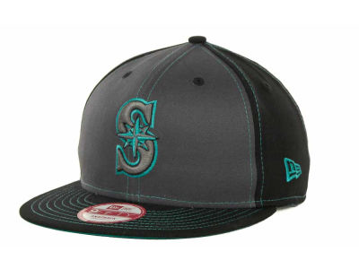 Seattle Mariners MLB SnapInPop Snapback 9FIFTY Cap Hats