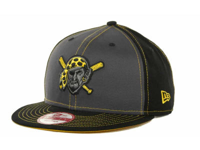 Pittsburgh Pirates MLB SnapInPop Snapback 9FIFTY Cap Hats