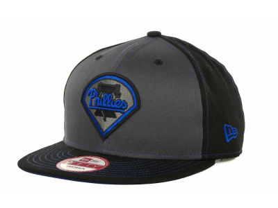 Philadelphia Phillies MLB SnapInPop Snapback 9FIFTY Cap Hats