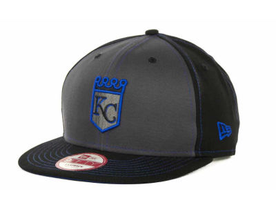 Kansas City Royals MLB SnapInPop Snapback 9FIFTY Cap Hats