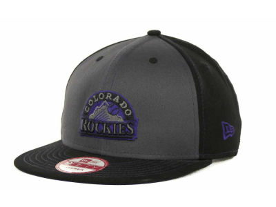Colorado Rockies MLB SnapInPop Snapback 9FIFTY Cap Hats