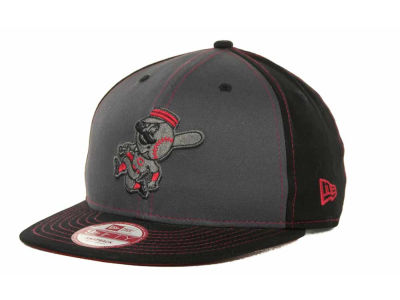 Cincinnati Reds MLB SnapInPop Snapback 9FIFTY Cap Hats