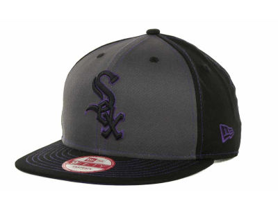 Chicago White Sox MLB SnapInPop Snapback 9FIFTY Cap Hats