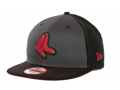 Boston Red Sox MLB SnapInPop Snapback 9FIFTY Cap Hats