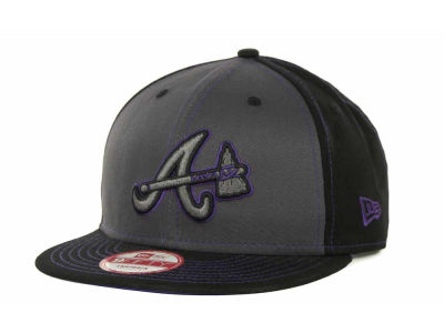 Atlanta Braves MLB SnapInPop Snapback 9FIFTY Cap Hats