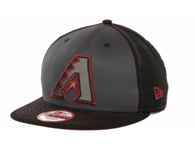 Arizona Diamondbacks MLB SnapInPop Snapback 9FIFTY Cap Hats