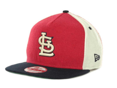 St. Louis Cardinals MLB Triple Melt Strapback 9FIFTY Cap Hats