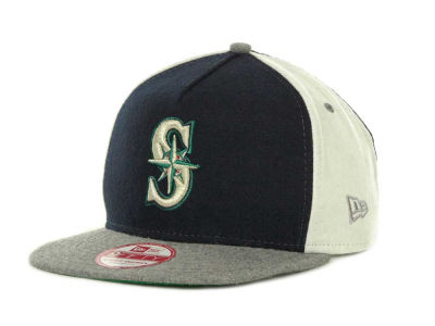 Seattle Mariners MLB Triple Melt Strapback 9FIFTY Cap Hats