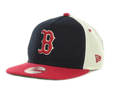 Boston Red Sox MLB Triple Melt Strapback 9FIFTY Cap Hats