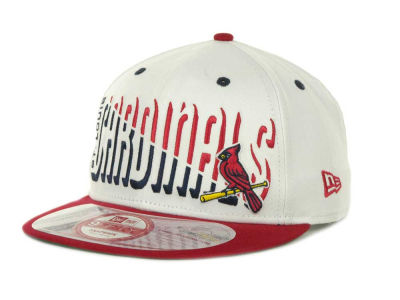 St. Louis Cardinals Team Splitter Interchangeable Snapback 9FIFTY Cap Hats
