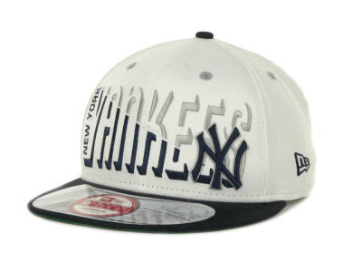 New York Yankees Team Splitter Interchangeable Snapback 9FIFTY Cap Hats