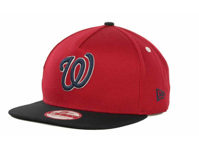 Washington Nationals MLB Turnover Snapback 9FIFTY Cap Hats