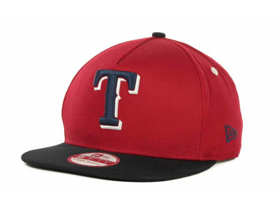 Texas Rangers MLB Turnover Snapback 9FIFTY Cap Hats