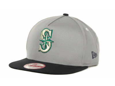 Seattle Mariners MLB Turnover Snapback 9FIFTY Cap Hats