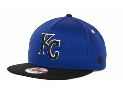 Kansas City Royals MLB Turnover Snapback 9FIFTY Cap Hats