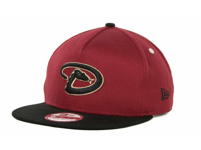 Arizona Diamondbacks MLB Turnover Snapback 9FIFTY Cap Hats