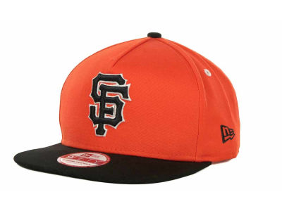 San Francisco Giants MLB Turnover Snapback 9FIFTY Cap Hats