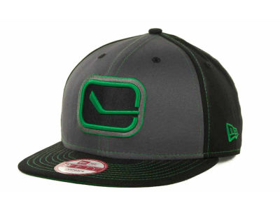 Vancouver Canucks NHL SnapInPop Snapback 9FIFTY Cap Hats