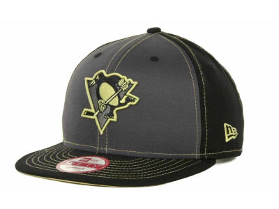 Pittsburgh Penguins NHL SnapInPop Snapback 9FIFTY Cap Hats