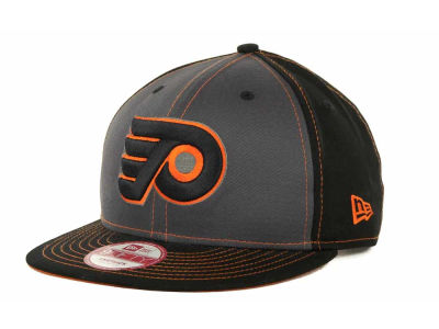 Philadelphia Flyers NHL SnapInPop Snapback 9FIFTY Cap Hats