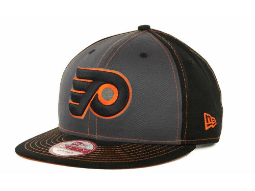 Philadelphia Flyers New Era NHL SnapInPop Snapback 9FIFTY Cap Hats