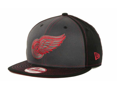 Detroit Red Wings NHL SnapInPop Snapback 9FIFTY Cap Hats