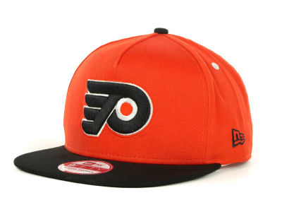 Philadelphia Flyers NHL Turnover Snapback 9FIFTY Cap Hats