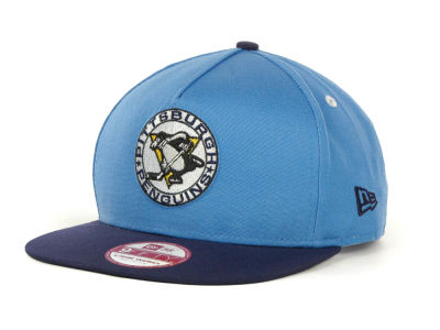 Pittsburgh Penguins NHL Turnover Snapback 9FIFTY Cap Hats