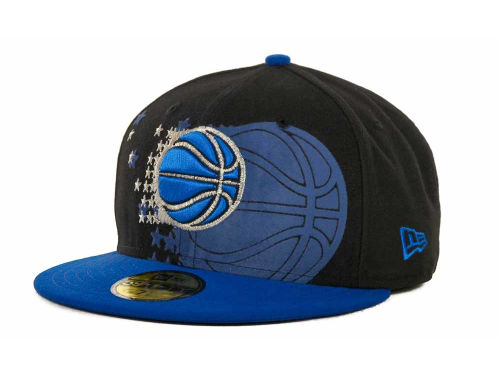 Orlando Magic New Era NBA Kids Over Flock 59FIFTY Cap Hats