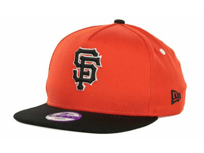 San Francisco Giants MLB Kids Turnover Snapback 9FIFTY Cap Hats