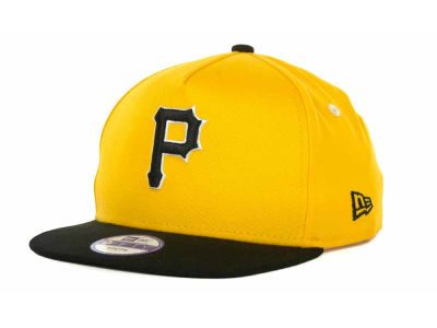Pittsburgh Pirates MLB Kids Turnover Snapback 9FIFTY Cap Hats