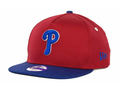 Philadelphia Phillies MLB Kids Turnover Snapback 9FIFTY Cap Hats