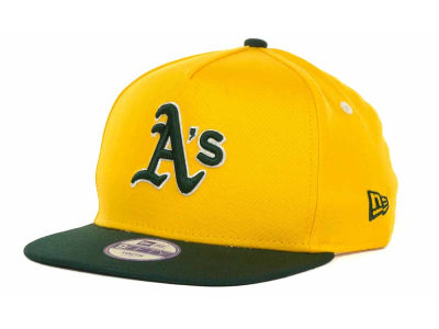 Oakland Athletics MLB Kids Turnover Snapback 9FIFTY Cap Hats