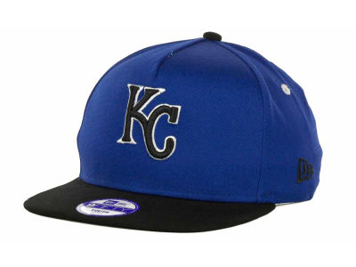 Kansas City Royals MLB Kids Turnover Snapback 9FIFTY Cap Hats