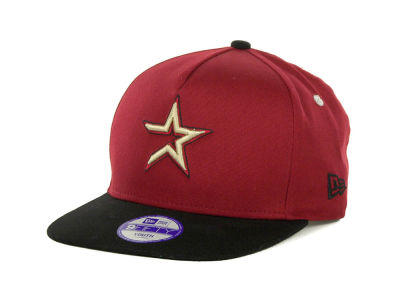 Houston Astros MLB Kids Turnover Snapback 9FIFTY Cap Hats