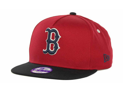 Boston Red Sox MLB Kids Turnover Snapback 9FIFTY Cap Hats