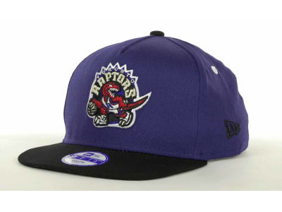 Toronto Raptors NBA Kids Turnover Snapback 9FIFTY Cap Hats