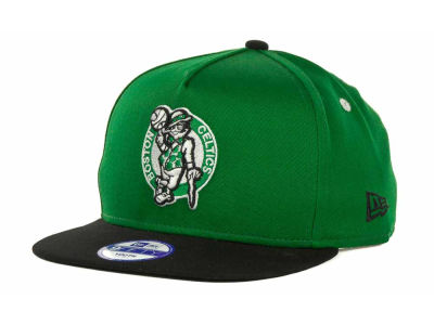 Boston Celtics NBA Kids Turnover Snapback 9FIFTY Cap Hats