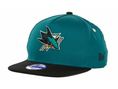 San Jose Sharks NHL Kids Turnover Snapback 9FIFTY Cap Hats