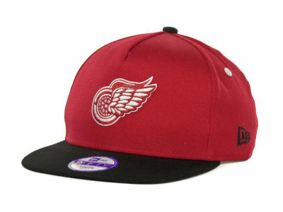 Detroit Red Wings NHL Kids Turnover Snapback 9FIFTY Cap Hats