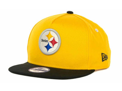 Pittsburgh Steelers NFL Kids Turnover Snapback 9FIFTY Cap Hats
