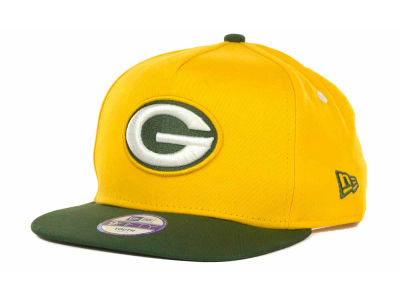Green Bay Packers NFL Kids Turnover Snapback 9FIFTY Cap Hats