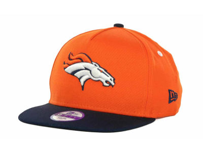 Denver Broncos NFL Kids Turnover Snapback 9FIFTY Cap Hats