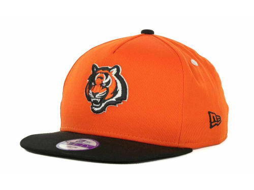 Cincinnati Bengals New Era NFL Kids Turnover Snapback 9FIFTY Cap Hats